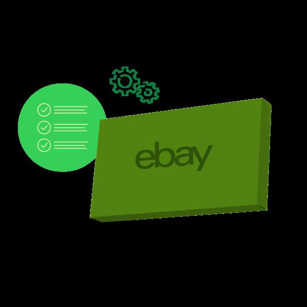Postage options on eBay UK