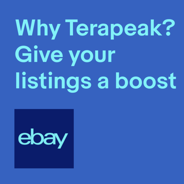 Why use Terapeak?