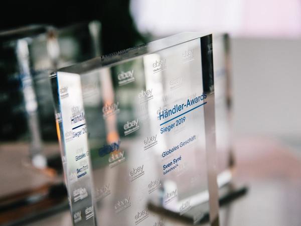 Händler Awards Pokal