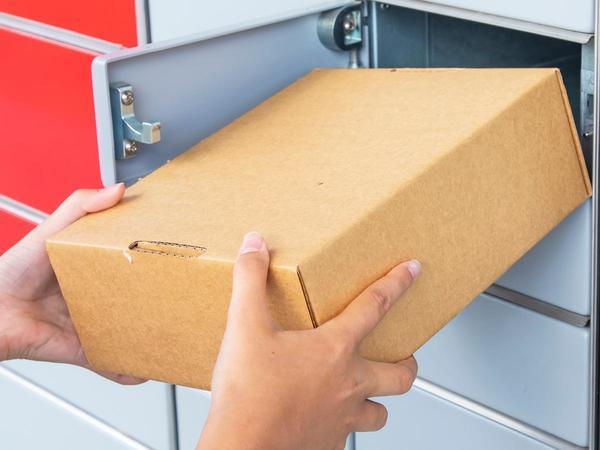 acheteur reçoit colis eBay au Point Relais®