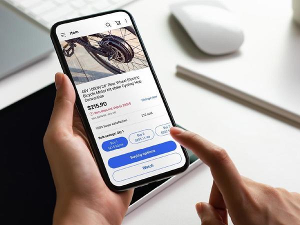 Optimise listings for mobile