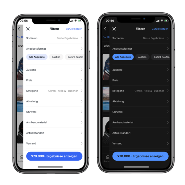Screenshot Mobile