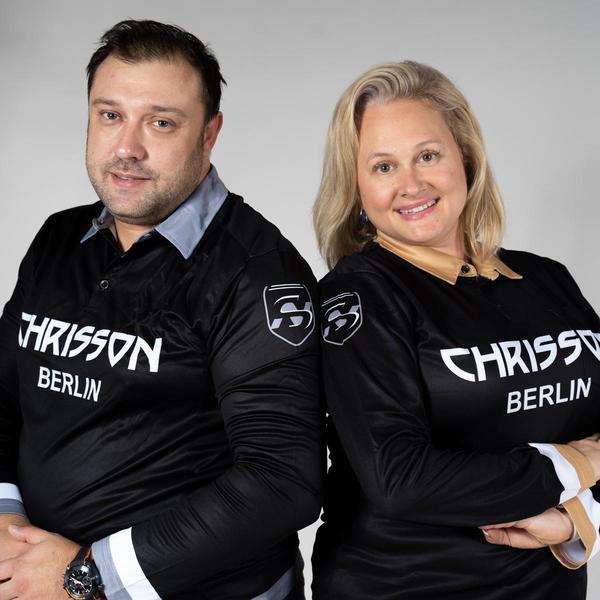 Spaska Brachnarova und Radoslav Hadjistefanov