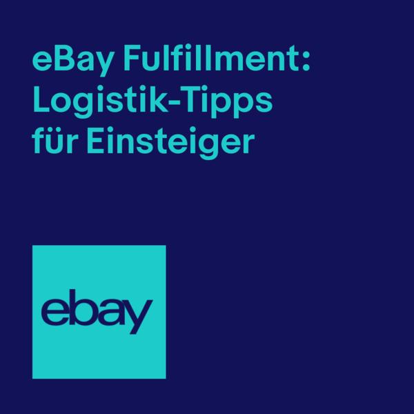 Podcast Thumbnail eBay Fulfillment
