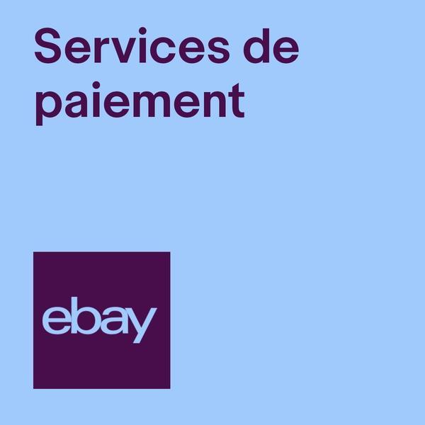 Nouveaux services de paiement