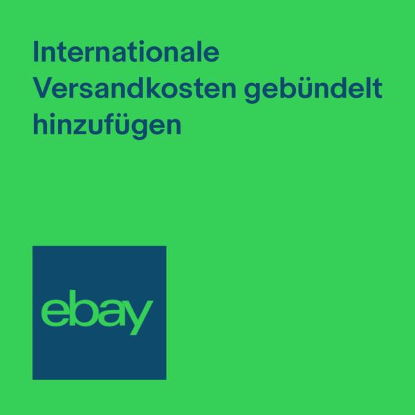 Video Thumbnail Internationalen Versand anbieten