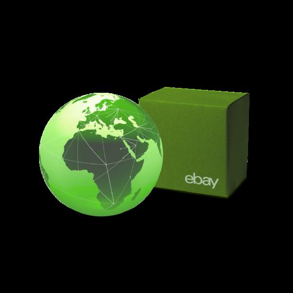 Globus und Paket