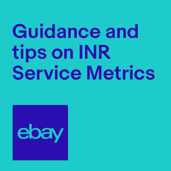 Guidance and tips on INR Service Metrics