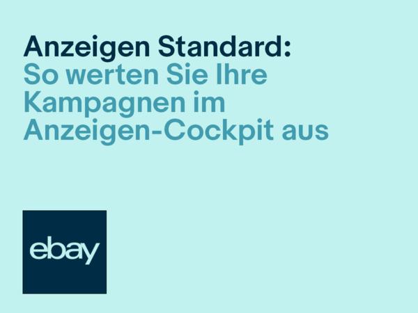 Anzeigen: So werten Sie Ihre Kampagnen aus